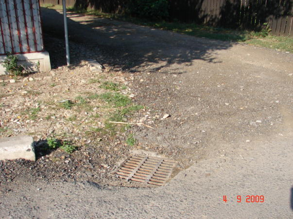 Strada in UE, Rm. Sarat, jud. Buzau
