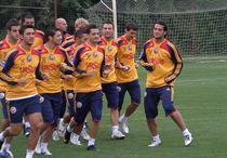 Tricolorii, start in preliminariile pentru EURO 2012