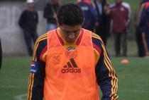 Bogdan Mara a plecat de la CFR Cluj