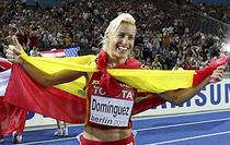 Dominguez, atleta europeana a anului 2009