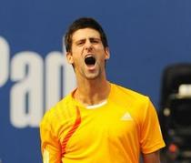 Djokovic, invingator la Paris