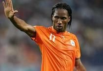 Drogba, capitan Cote D'Ivoire