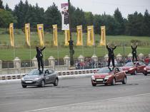 Fotogalerie: Renault Roadshow Bucuresti