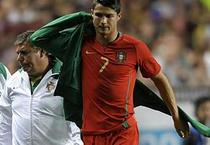 Ronaldo, accidentat la echipa nationala