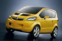 Opel Trixx, masinuta concept prezentata in 2004