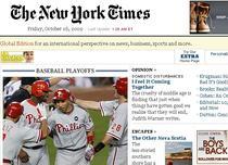 New York Times are planuri si pentru Chicago