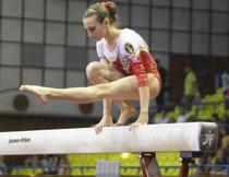Ana Porgras, noua speranta a gimnasticii