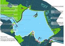 Lacul Morii - masterplan