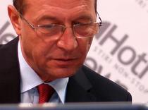 Traian Basescu in dialog cu cititorii