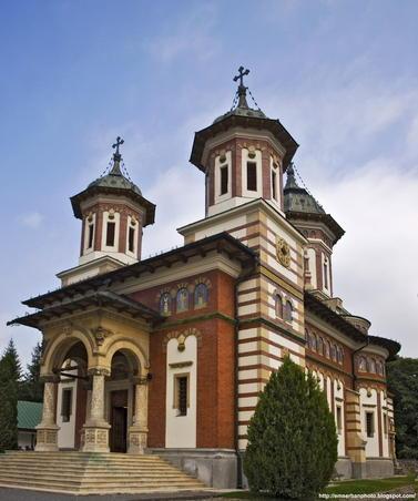 Biseria Manastirii Sinaia