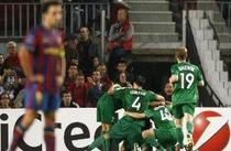 Barcelona, o umba contra Rubin