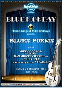afis Blues Poems