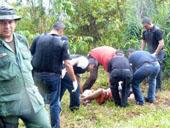 Fotbalisti omorati de o grupare de gherila din Columbia