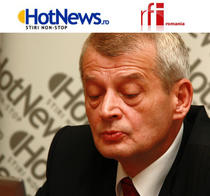 Sorin Oprescu in redactia HotNews.ro