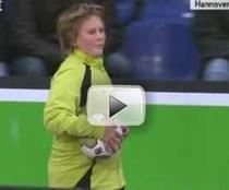 Lehmann, pacalit de catre un copil de mingi