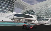 Hamilton a impus ritmul pe circuitul Yas Marina