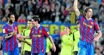 Ibra, Messi, Keita - 18 goluri pentru Barca