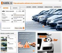 mobile.ro cuprinde 15.000 de anunturi