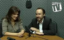 Monica Barladeanu si Bobby Paunescu