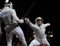Romania, campioana mondiala in proba de sabie
