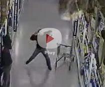 Pericol in Supermarket