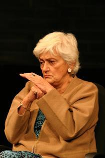 "Olga Tudorache, in ""Peste cu mazare"""