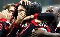 Borriello, dubla de senzatie pentru AC Milan