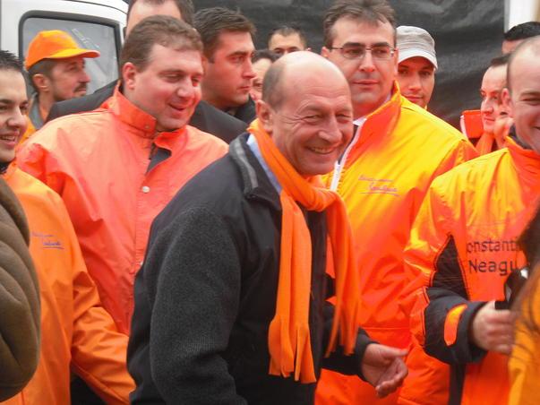 Basescu la Iasi (3)
