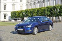 Noul Subaru Legacy