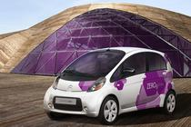 Citroen C-Zero 100% electric