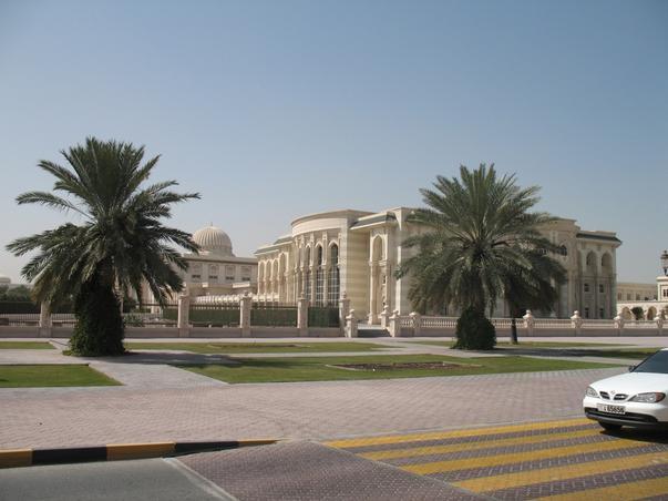 Universitatea Americana din Sarjah (3)