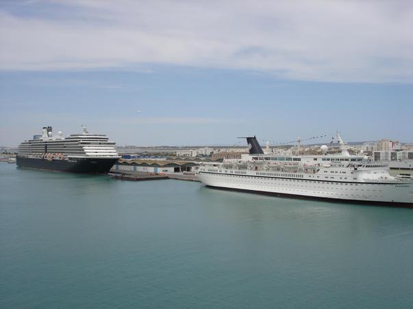Portul din Tunis