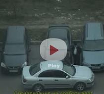 Cum iesi din parcare