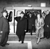 Inaugurarea metroului, in 1979