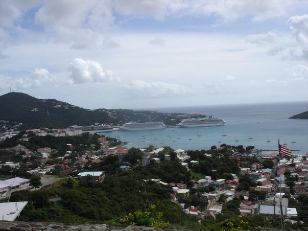 Portul St. Thomas