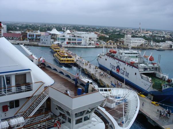 Portul Cozumel