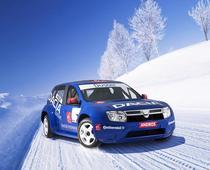 FOTOGALERIE: SUV-ul Dacia, versiunea de competitie cu motor de 350 CP