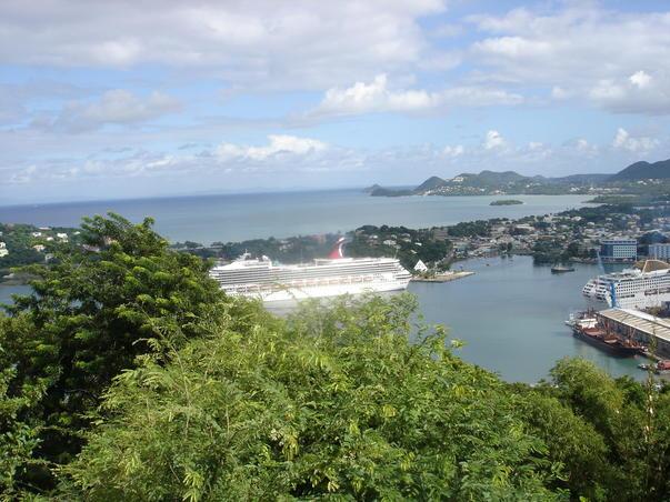 Portul Charlotte, St. Lucia
