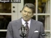 Reagan le cere grevistilor sa reia lucrul