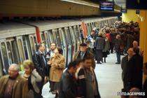 Metroul va circula joi dimineata