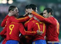 Spania, prima victorie in fata Frantei dupa 1968