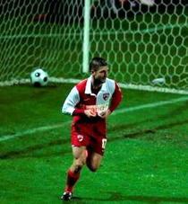 Andrei Cristea, omul decisiv pentru Dinamo