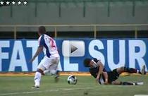 Accidentare teribila in Brazilia