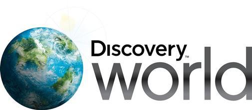 Noul logo Discovery World
