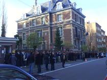Coada la vot in Bruxelles