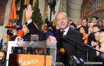Traian Basescu a fost validat