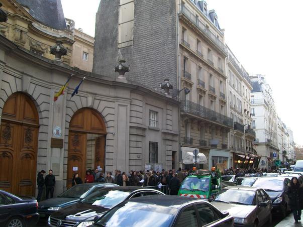 la vot in Franta