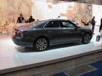 9-5, cel mai nou model Saab