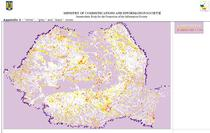 Acoperirea broadband in Romania