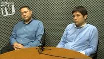 Fratii Marcu in Studioul HotNews.ro